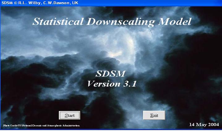 دانشجویان و علاقه مندان به مدل های ریز مقیاس نمایی جهت کاربرد عملی می توانند پاورپوینت SDSM دانلود نمایند این فایل ضمن معرفی مدل های ریز مقیاس نمایی به صورت گام به گام به اجرای نرم افزار به می پردازد