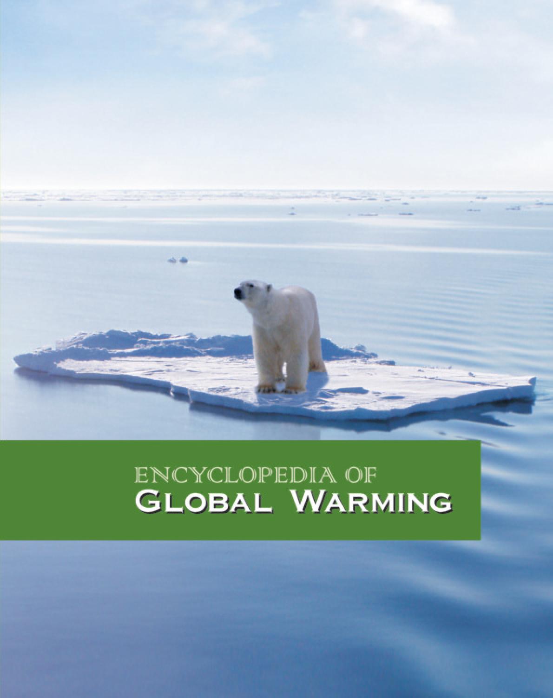 Encyclopedia of Global Warming Set