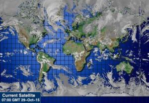 تصویر ماهواره ای شش ابان