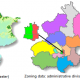 آمار منطقه ای